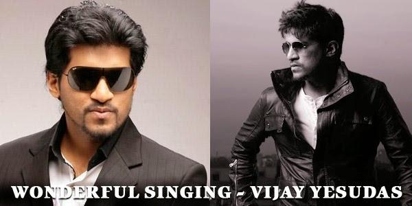 Listen to Vijay Yesudas Songs on Raaga.com