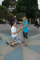 Proposed at Disneyland