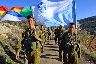 Batalhão de Drusos é dissolvido para ser integrado às Forças de Defesa de Israel