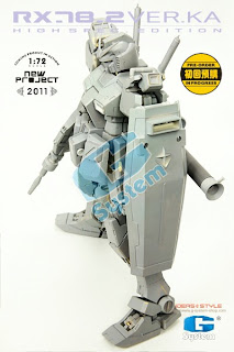 1/72 RX-78-2 Gundam Ver.Ka. (High Spec. Edition)