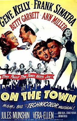 Cover, dvd, carátula: Un día en Nueva York | 1949 | On the Town