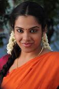 Sandhya new photos in half saree-thumbnail-7