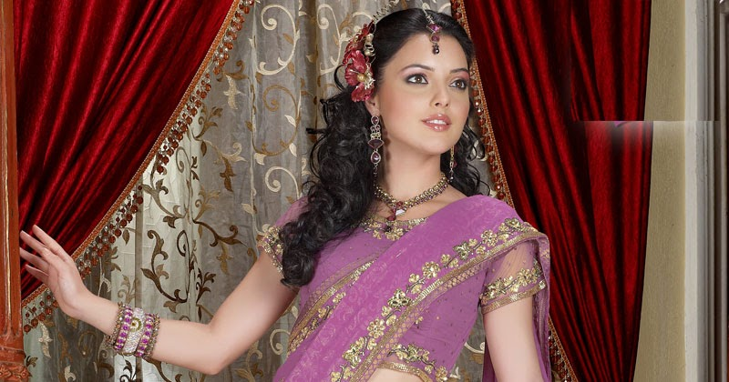 latest hairstyles with lehengas tops 2016 hairstyle