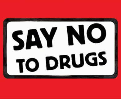 saying no to drugs essay Say no to drugs sign - yahoo image search results anti drugs essays aug 2011 get access to anti drugs essays only from anti essays listed results 1 - get every neighborhood and community should participate in anti drug slogans the youth are important and we must steer them the right way say no to drugs.