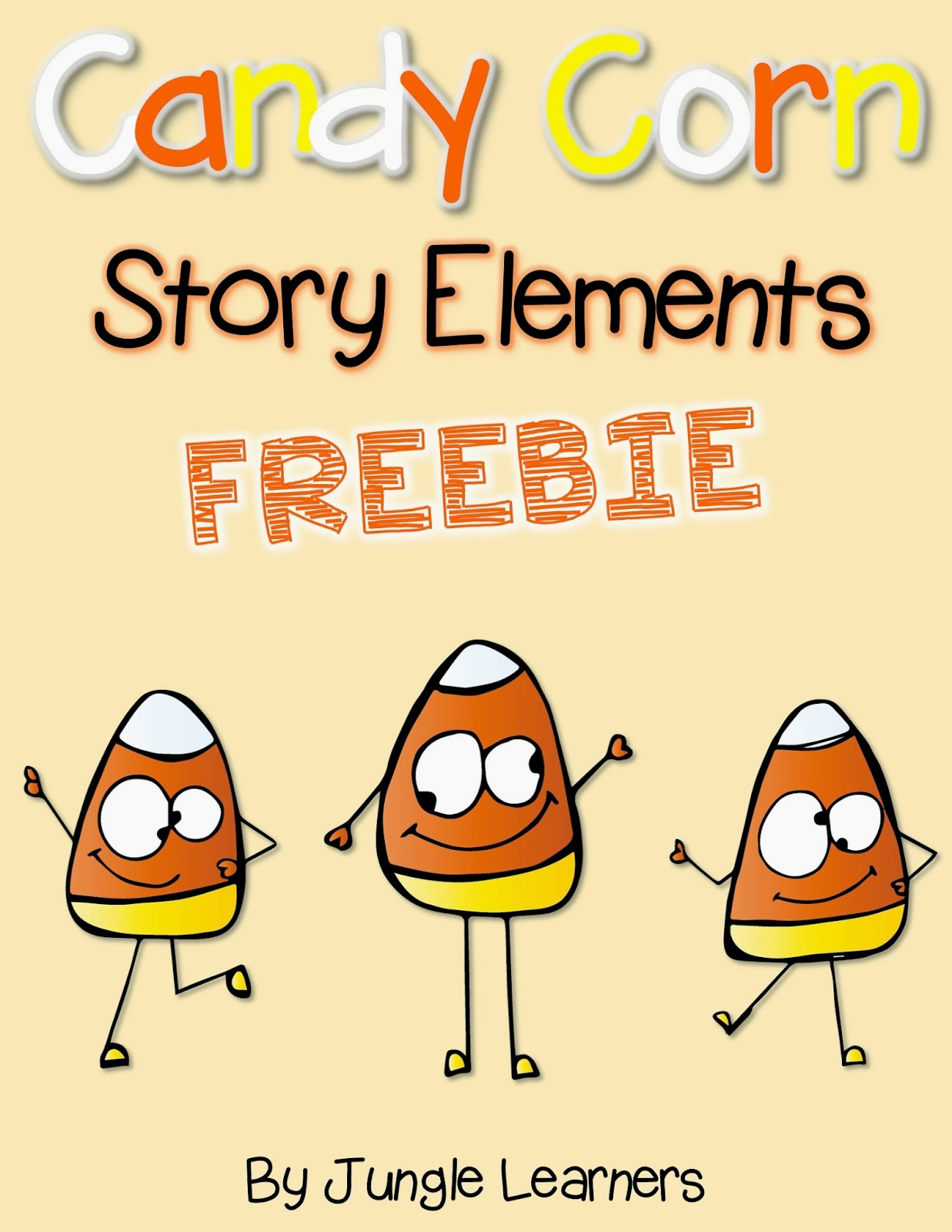 Celebrate National Candy Corn Day with this fun FREEBIE!