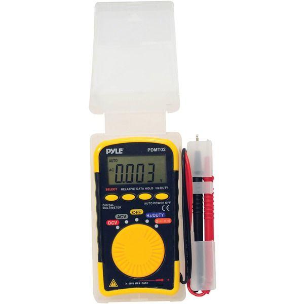Pyle PDMT02 Multimeter