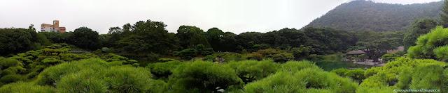 Ritsurin Garden Takamatsu Japan