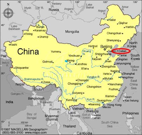 Marthas Blog Dalian Liaoning Province China