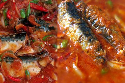 Resep dan Cara Membuat Ikan Sarden
