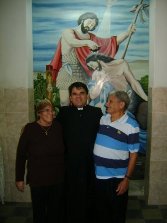Comemoração dos 10 Anos de Sacerdócio Em Camutanga