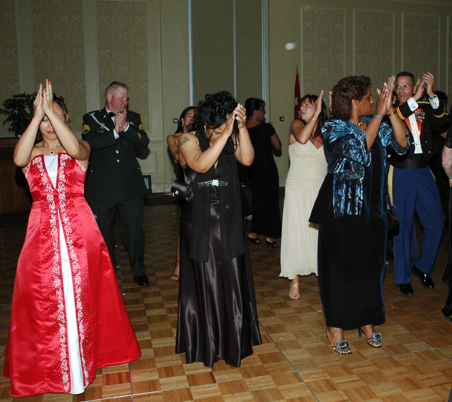 Army Well-Being: Top Ten Things to Know About an Army Formal Ball