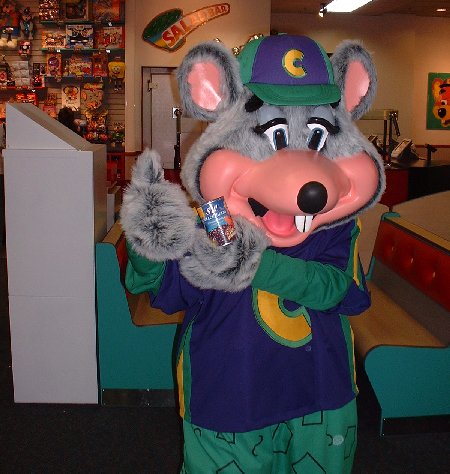 Chuck E Cheese's is an American entertainment center full of great things for the family including pizza restaurant, arcade games, amusement rides, climbing equipment, tubes & slides – all of which are primarily marketed to the young market however serves a great day out for the whole family to enjoy.