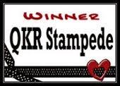 QKR Stampede Winner (#106)