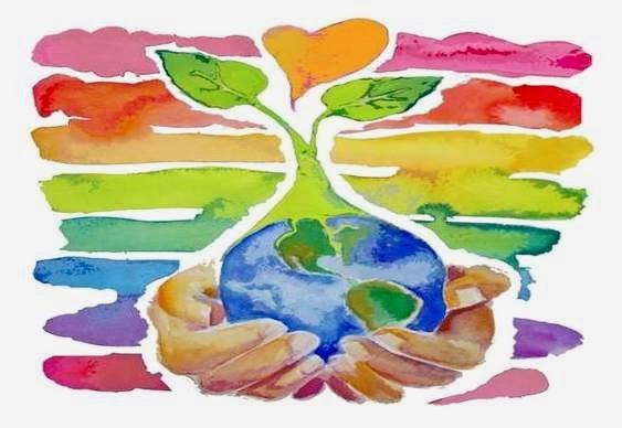 O que ocorre com a Terra, recairá sobre os filhos da Terra. Há uma ligação em tudo. - por Jéssica Barbosa