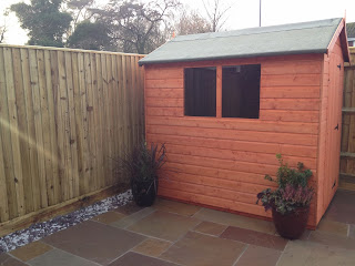 Shed installer  - Crawley, Horsham, Dorking