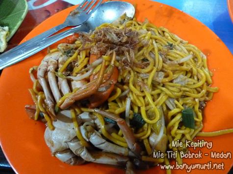 Kuliner Medan - Mie Aceh Titi Bobrok