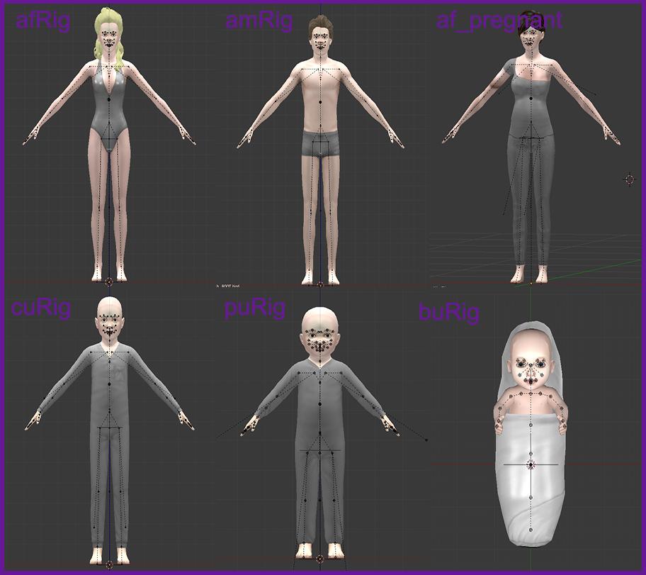 Hijos de Édora: TUTORIAL: Cómo crear poses para Los Sims