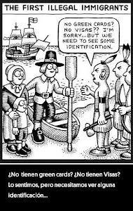 Inmigracion Descontrolada