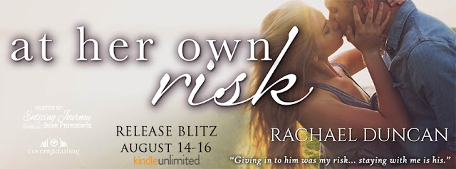 At Her Own Risk Release Blitz