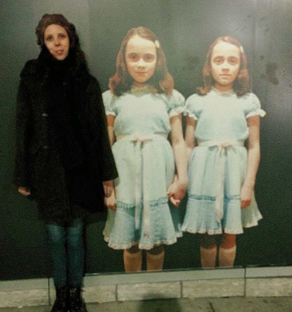 The Purple Scarf, Melanie.Ps, Toronto, Ontario, Canada, Fashion, Beauty, Lifestyle, Culture, Blog, Stanley Kubrick, exhibition, TIFF Bell Lightbox