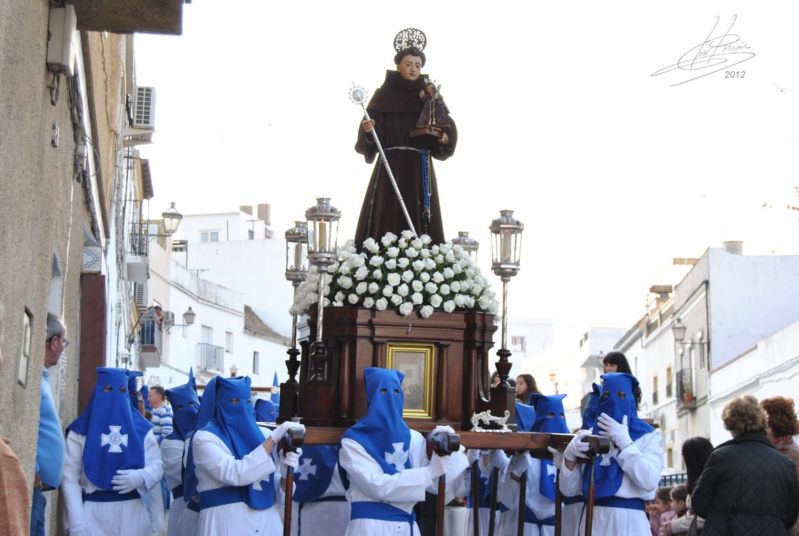 San Antonio de Arcos de la Frontera. Foto José María Pérez Gómez