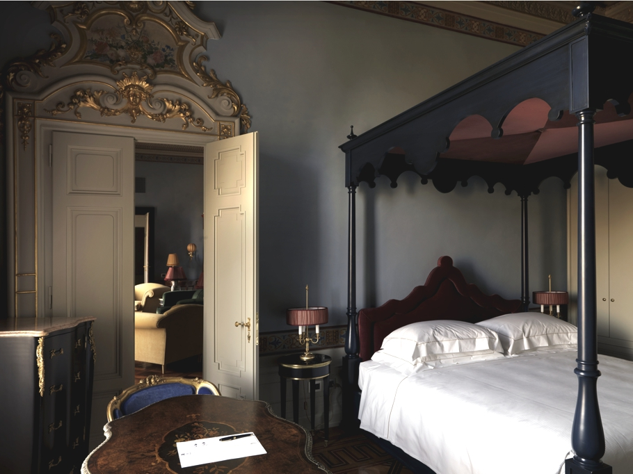 Passion for luxury the grand hotel villa cora florence for Design hotel florence