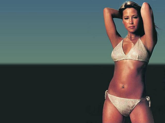 Rachel Stevens in Bikini
