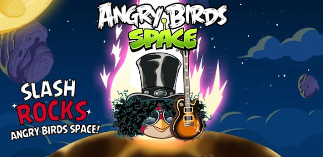 Angry Birds Space Premium 2.0.1 APK