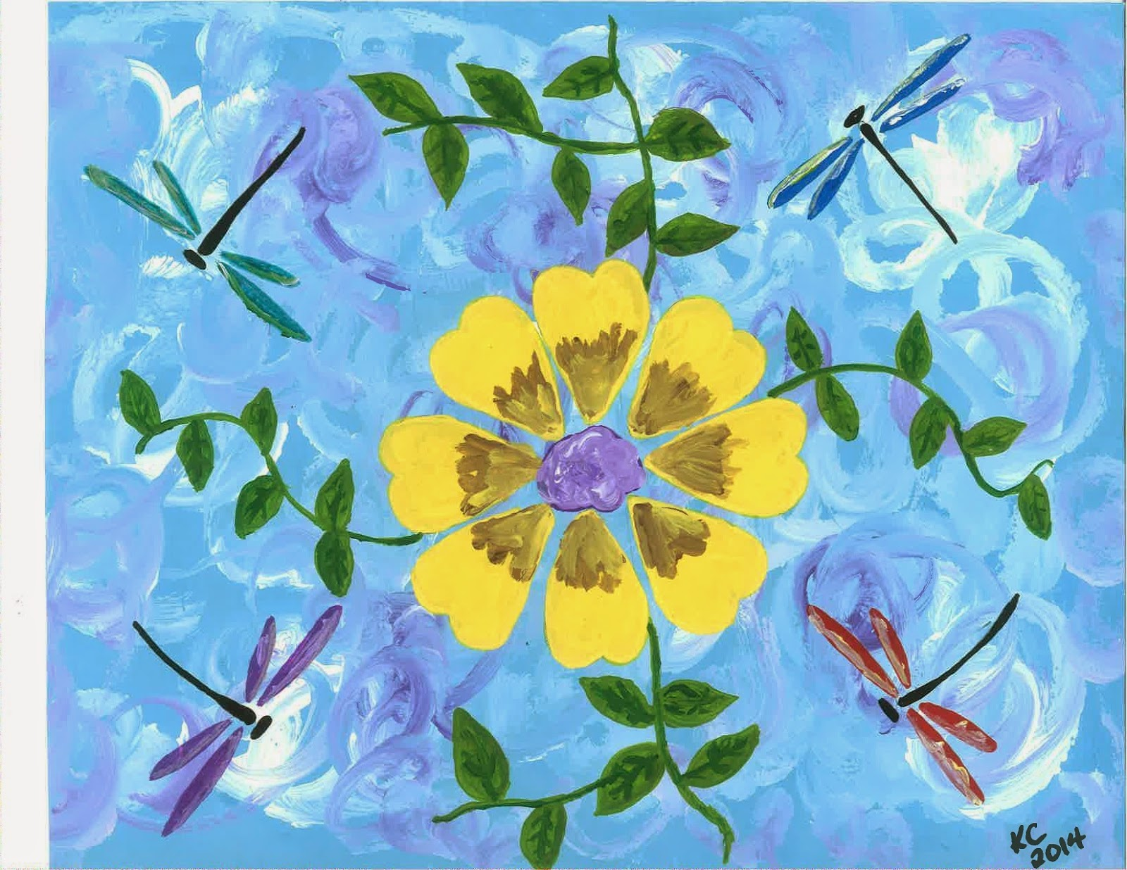 tkdragonfly designs the story of the dragonfly prints paintings