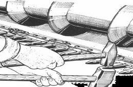 صيانة الآلات الزراعية