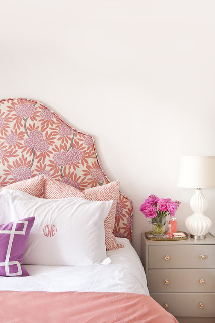 Ein Bett in Rosa!