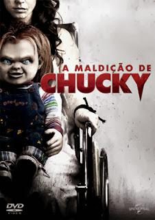 A Maldição de Chucky - BDRip Dual Áudio