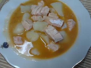 Marmitako De Salmon