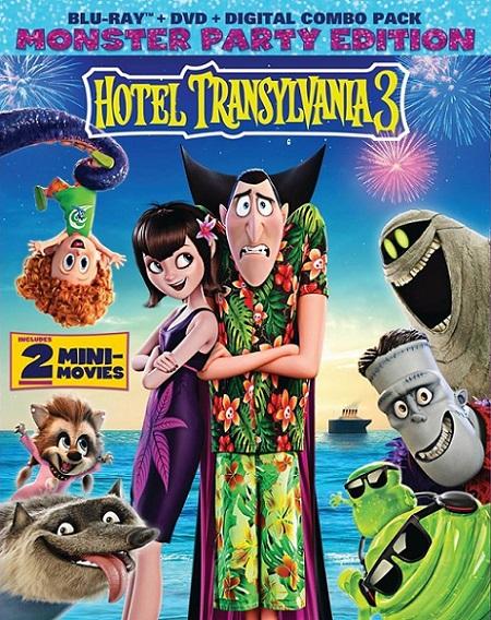Hotel Transylvania 3: Summer Vacation (Hotel Transylvania 3: Monstruos de Vacaciones) (2018) 720p y 1080p BDRip mkv Dual Audio AC3 5.1 ch