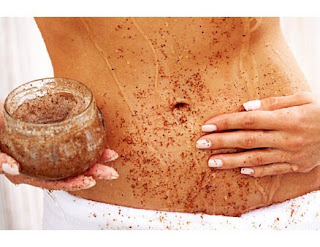 exfoliante de cuerpo casero
