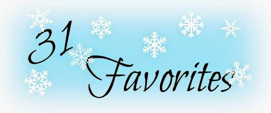 31 Favorites 2015