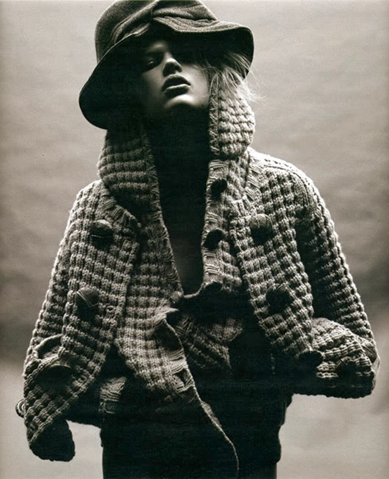MICHAEL THOMPSON FOR W MAGAZINE JULY 2006