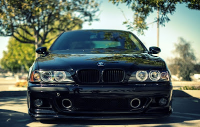 Foto Modifikasi BMW 525i E39