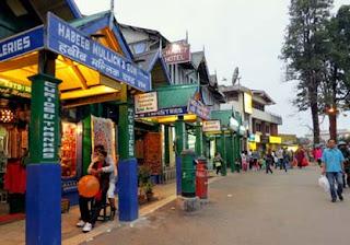 Darjeeling Chowrastha