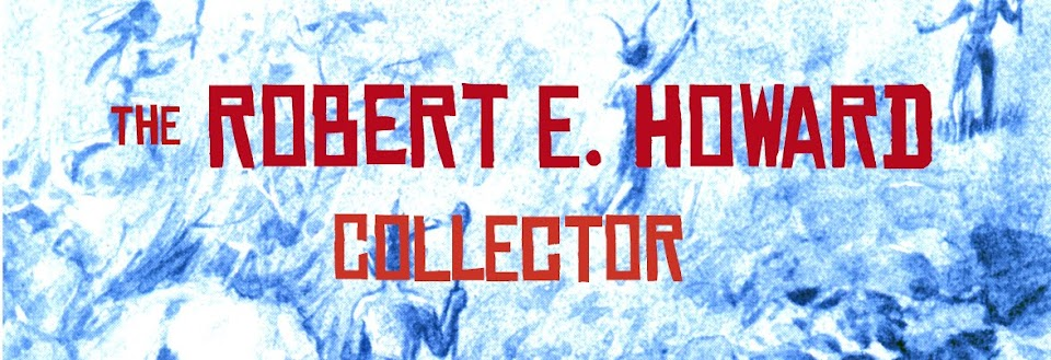 THE ROBERT E. HOWARD COLLECTOR