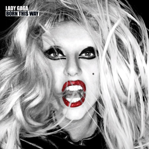 lady gaga born this way cd artwork. Alas, Born This Way is a pile