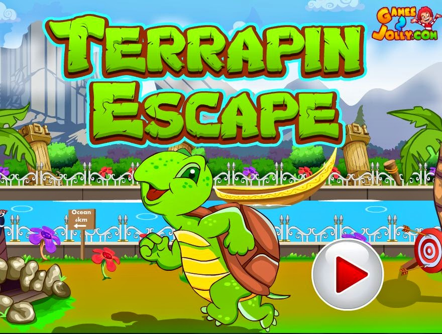 Terrapin Escape Walkthrou…