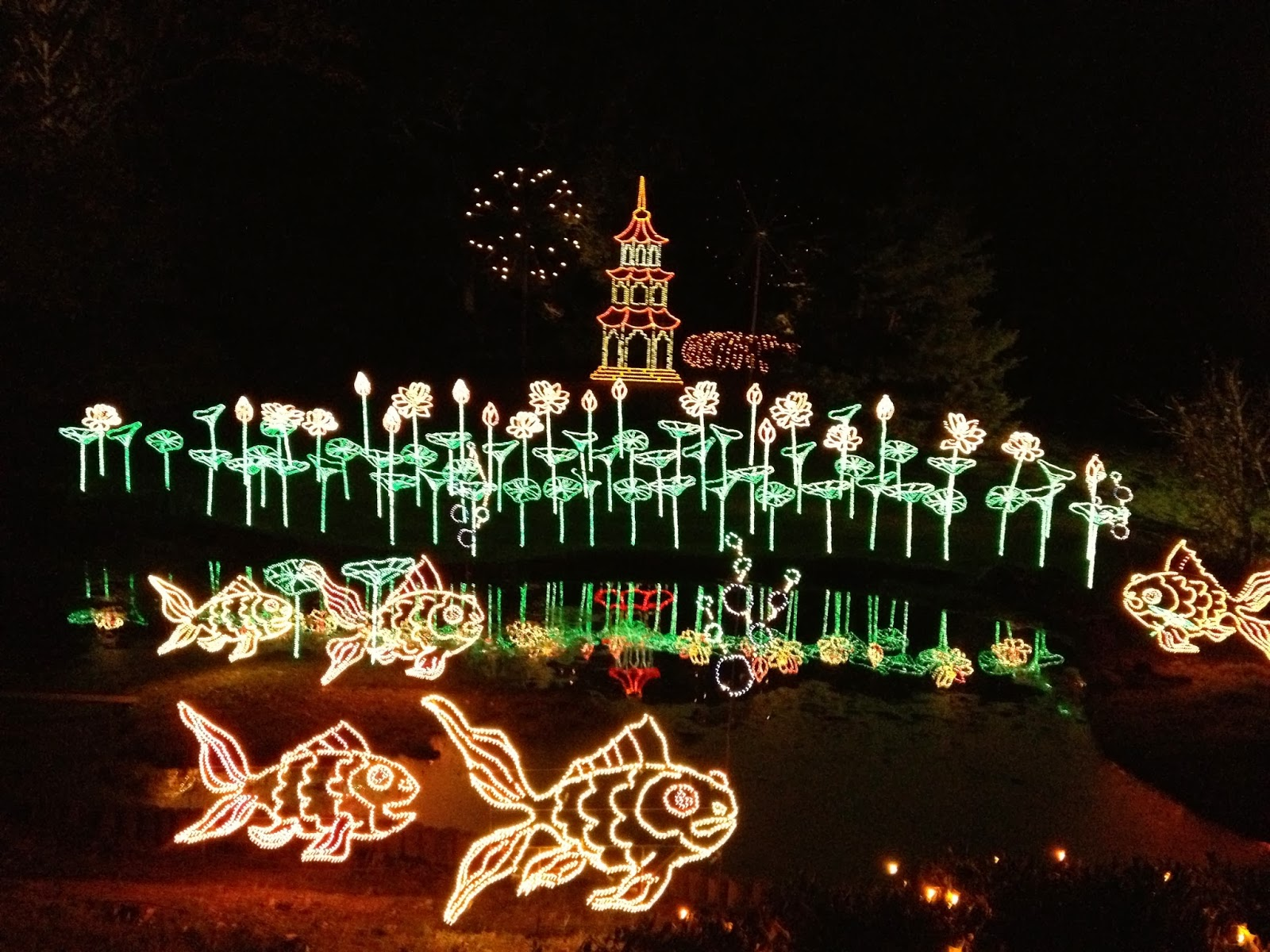 Adventures of luck of a fool november 17 2013 bellingrath gardens for Bellingrath gardens christmas lights 2016