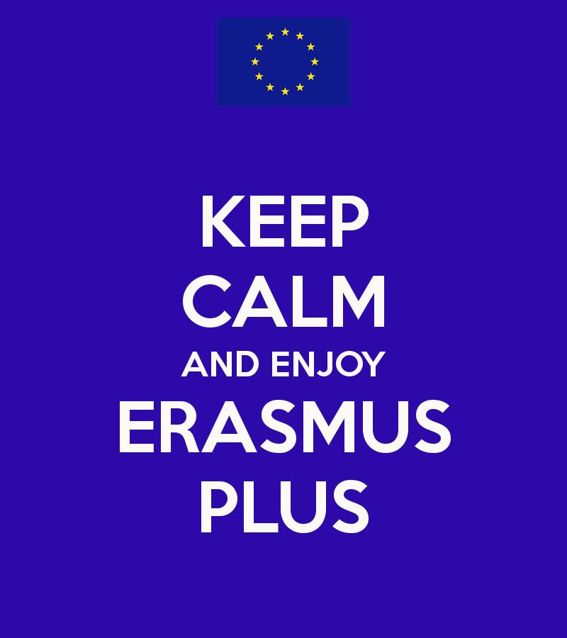 Enjoy Erasmus plus
