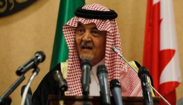 Arab Saudi Serukan Dunia Bantu Hentikan Kekejaman Assad