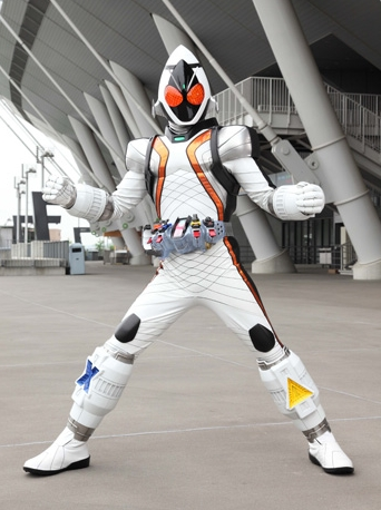 Download Kamen Rider Fourze
