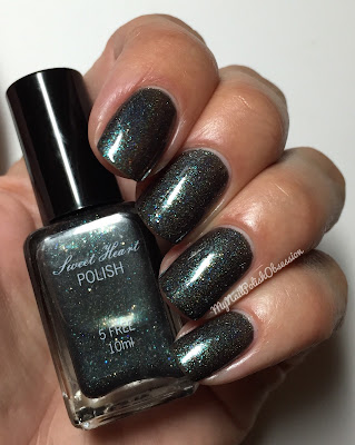 Sweet Heart Polish LE Black Friday Trio; Twinkle Twinkle
