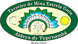 Logomarca do Terreiro Estrela Guia