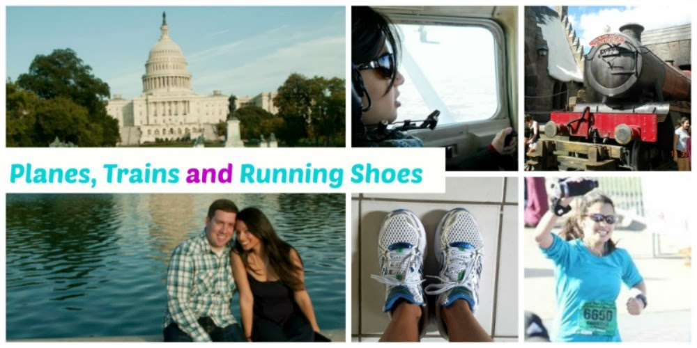 Planes, Trains and Running Shoes