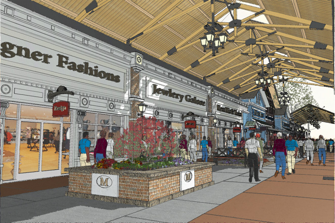 Merrimack premium outlets to open june 14th for Michaels crafts manchester nh
